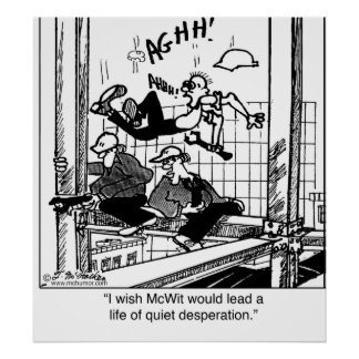 A Life of Loud Desperation Poster