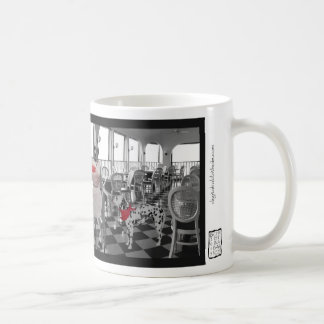 A Life of Love and Compassion Coffee Mug