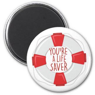 A Life Saver Magnet