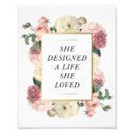 A Life She Loved | Art Print Photo Print