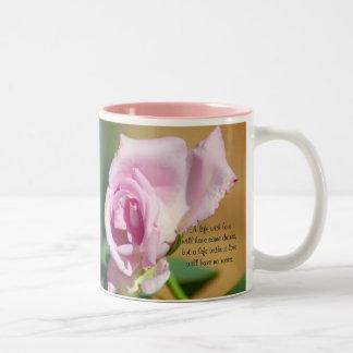A Life With Love - Mug