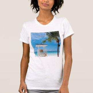 A Lifeguard Post | White Beach, Boracay T-Shirt