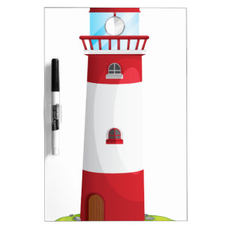 a light house Dry-Erase whiteboards