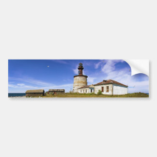 A lighthouse on the islet of Keri, Estonia Bumper Sticker