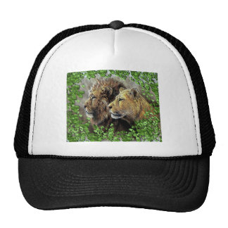 A Lion Affair Trucker Hat