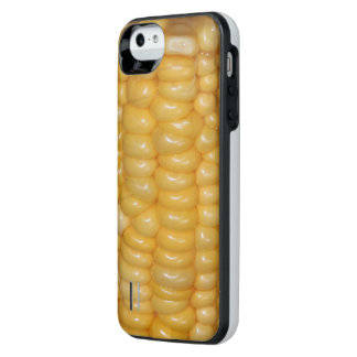 A Listening Ear Humorous Funny Corn Pun iPhone SE/5/5s Battery Case