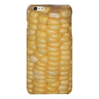 A Listening Ear Humorous Funny Corn Pun Matte iPhone 6 Plus Case