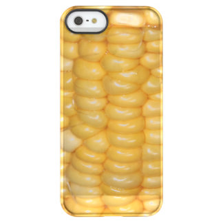 A Listening Ear Humorous Funny Corn Pun Permafrost® iPhone SE/5/5s Case