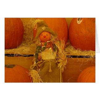 A Little Autumn Card