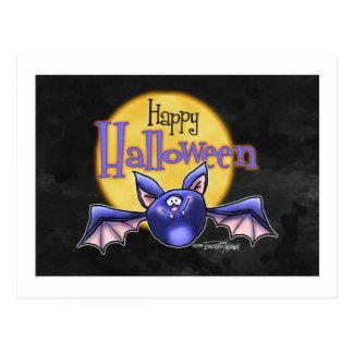 a little Batty - Halloween card