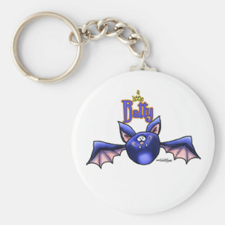 a little Batty - Halloween keychain