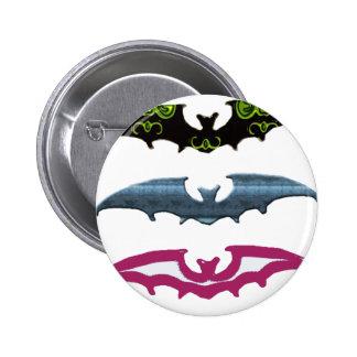 A Little Batty Pinback Button