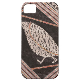 A Little Bird Told Me iPhone 5 Cases