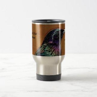 A Little Bird Told Me Starling Bird Photograph Coffee Mugs