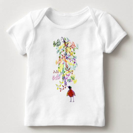 A Little Birdie Told Me So Baby T-Shirt