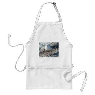 """""""A Little Birdie Told Me That...."""" Template Adult Apron"""