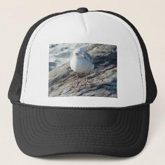"""A Little Birdie Told Me That...."" Template Trucker Hat"