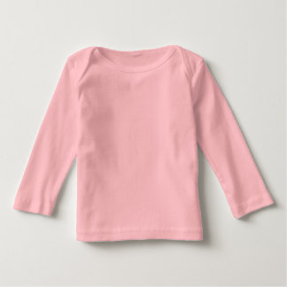 A Little Birdy Told Me Long Sleeve T-Shirt (pink)