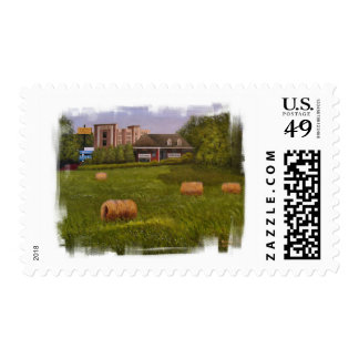 """""""A Little Bit of Country 2"""" Postage Stamp"""