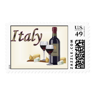 A Little Bit of Italy Stamp