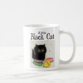 A little black cat Mug