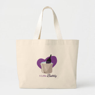 A Little Bubbly Tote Bags