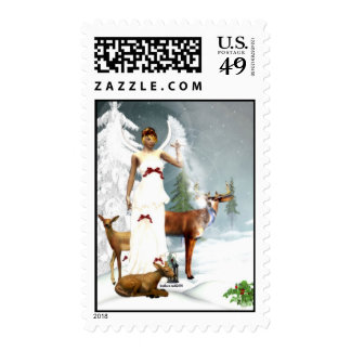 A little Christmas Magic Postage