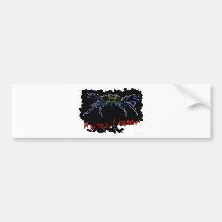 A little Crabby Bumper Sticker