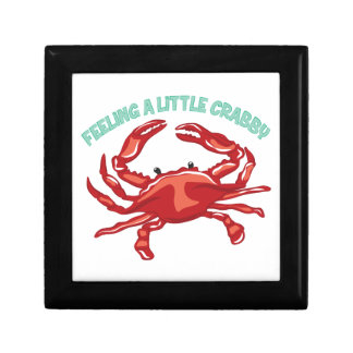 A Little Crabby Gift Box