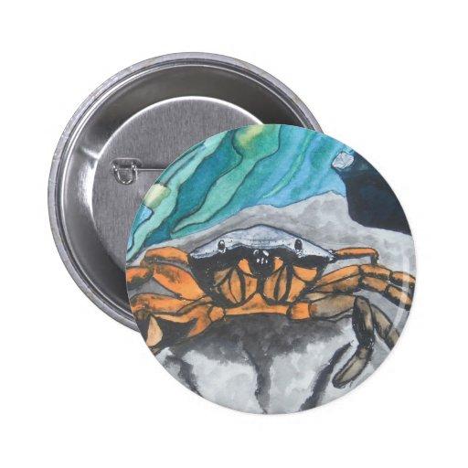 A Little Crabby Pin