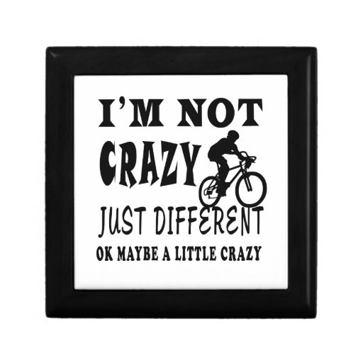 A Little Crazy for Cycling Gift Boxes