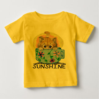A Little Cup Of Sunshine-Baby Infant T-shirt