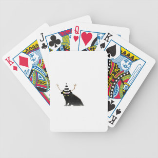 A Little Curiosity Poker Cards