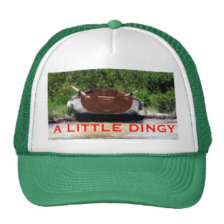 A little dingy hat
