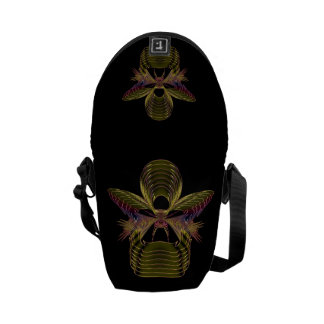 A little Fairy Messenger Bag