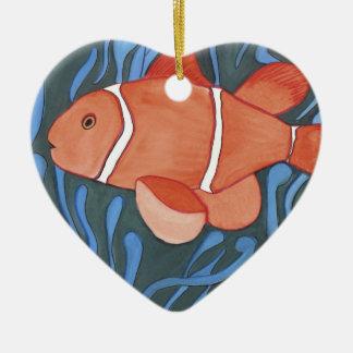 A Little Fishy Ornament