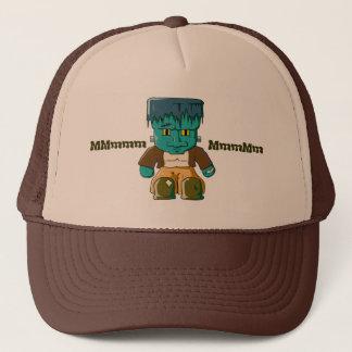 A Little Frankenstein Monster Trucker Hat