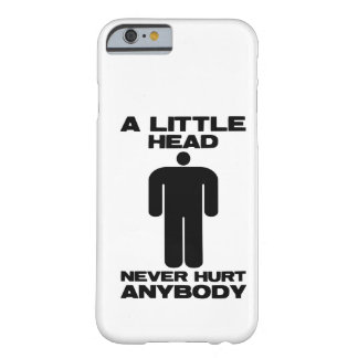 A Little Head iPhone 6 Case