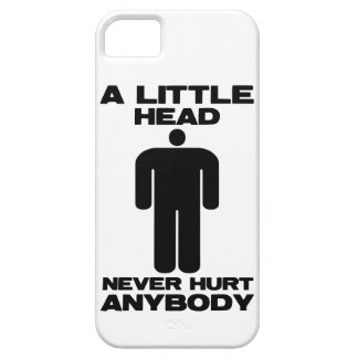 A Little Head! iPhone 5 Case