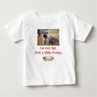 A Little Husky Tee Shirt