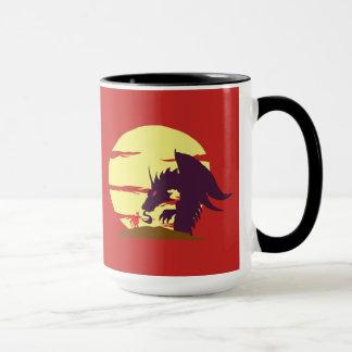 A Little Knight Dragon Slayer Mug