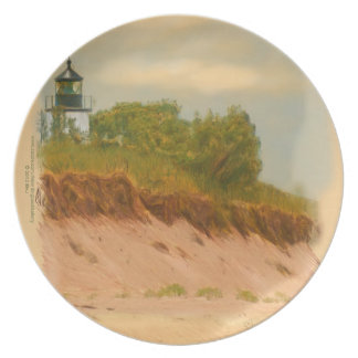 """A Little Light"" Painting Sketch Collectors Plate"