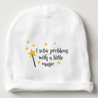 A little magic baby beanie
