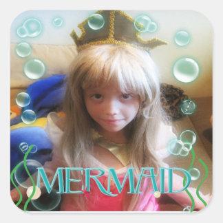 A Little Mermaid Under The Sea PHOTO Sticker