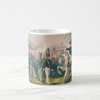 A little More Grape Captain Bragg Mexican War Coffee Mug