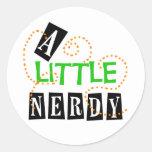 A Little Nerdy Stickers