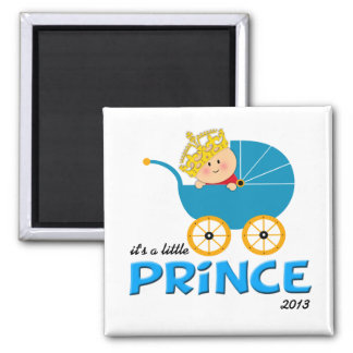 A Little Prince Baby Magnet