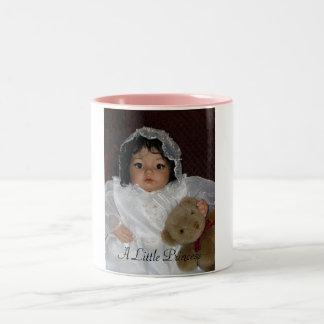 A Little Princess Two-Tone Coffee Mug