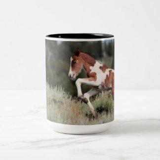 "A little ""Rain"" Mustang Mug"