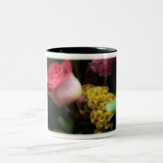 A Little Romance Two-Tone Coffee Mug